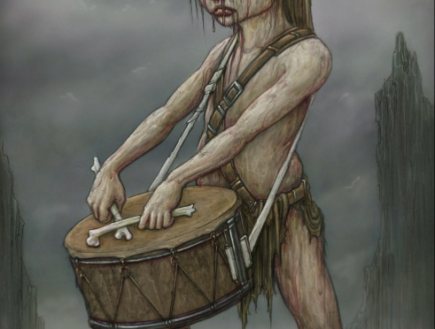Wounded Drummer boy… (a poem by Jack)